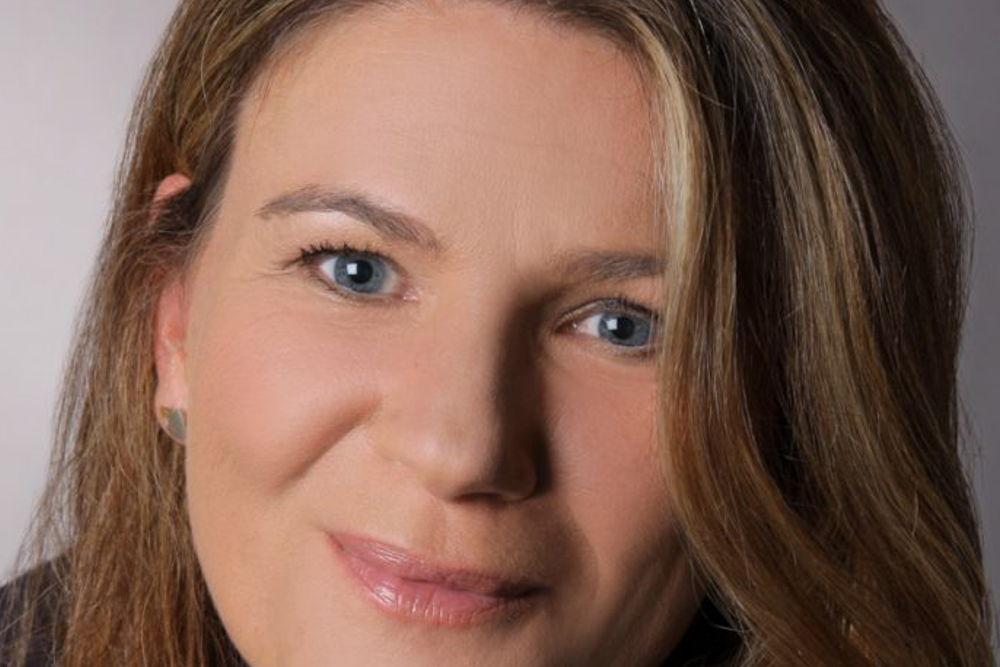 Porträt von Frau Ruh