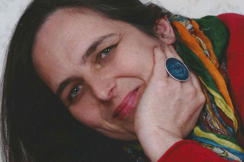 Porträt von Frau Schäfer