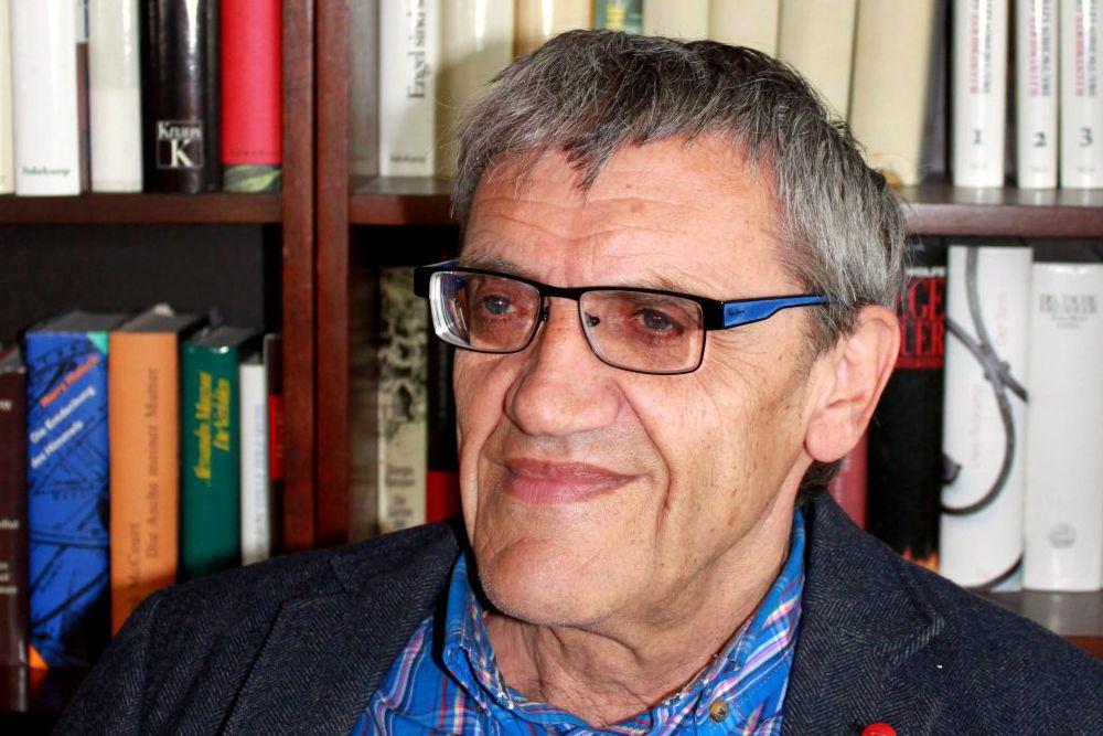 Porträt von Herrn Staudt-Kraatz
